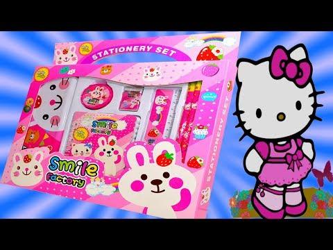 Hello Kitty Super Mini Stationery Set!!