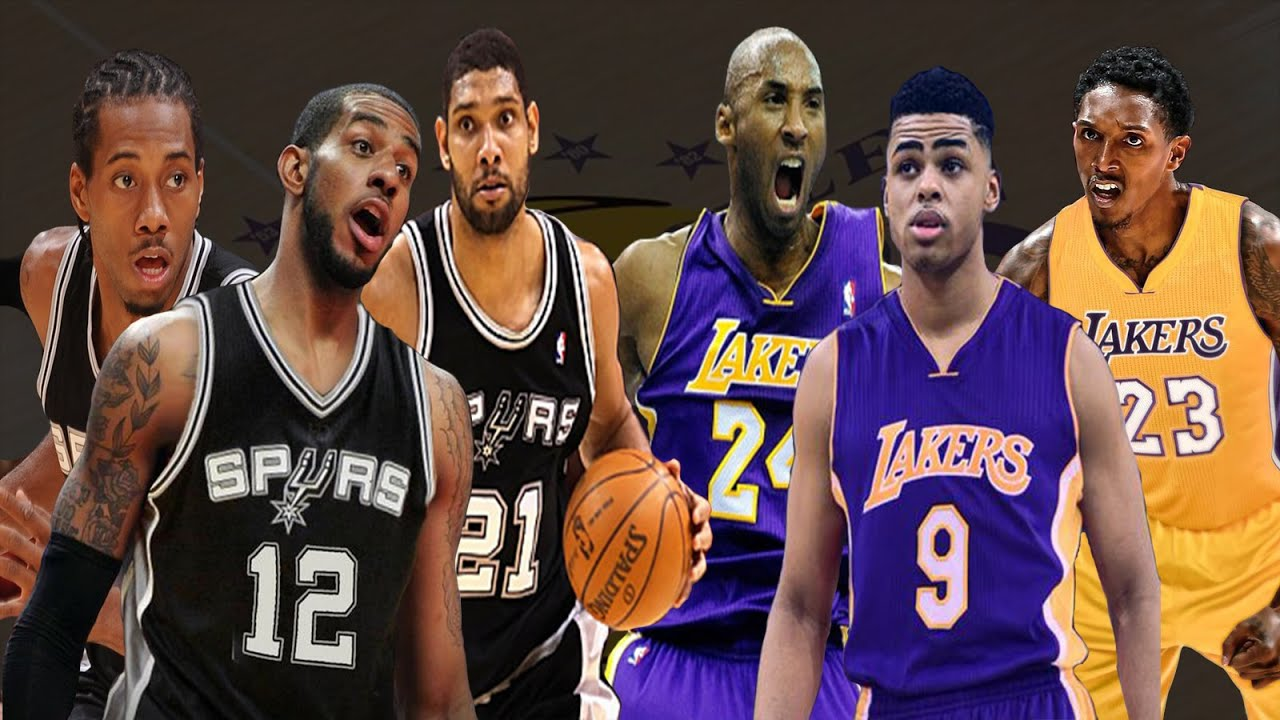 lakers vs spurs