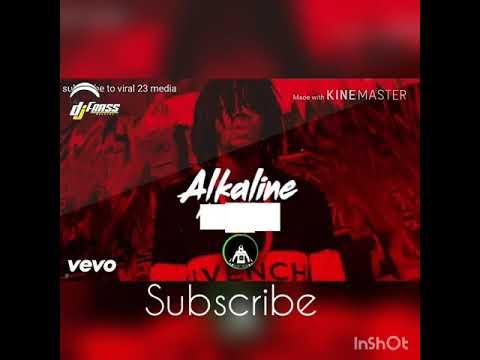 Alkaline - Physical[Clean] feburay 2018 leak song