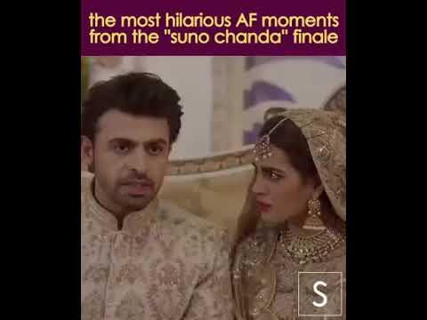 Download Suno Chanda - wedding night Scene   funny moments