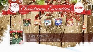 Frank Sinatra - O Little Town Of Bethlehem // Christmas Essentials