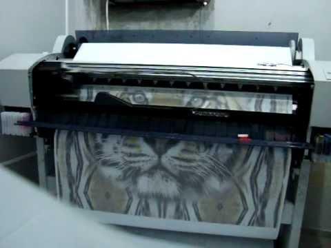 Lot #48: Epson Stylus Pro 9880 Printer - WireBids