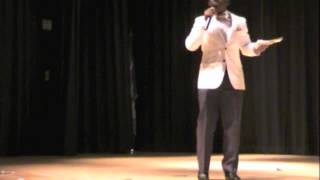 Foxy P - University at Buffalo Stand Up Comedy