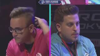 PESLEAGUE WT 2018 ASIA | GROUP A: Jose (SPA) vs GuiFera (BRA) - PES 2018
