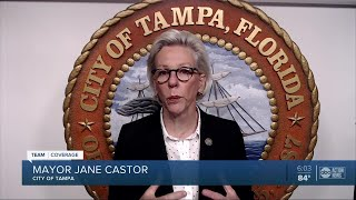 Tampa Mayor Jane Castor: Knee to the neck is never an appropriate use of force