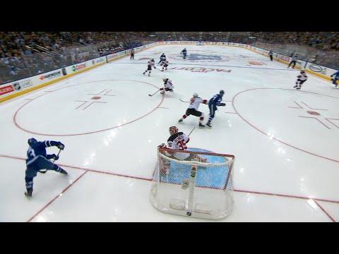 Обзор матча «Торонто Мэйпл Лифс» — «Нью-Джерси Дэвилз»