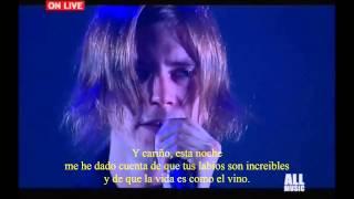 Interpol - No I in Threesome (Español)