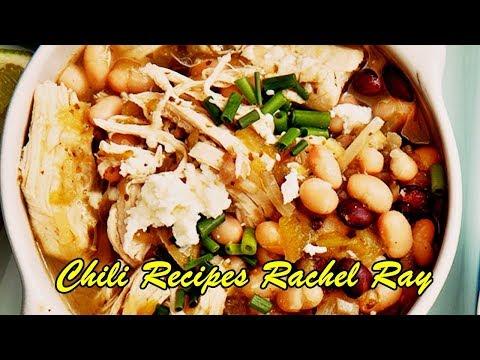 Chili Recipes Rachel Ray