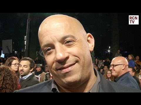 The Last Witch Hunter Premiere Interviews