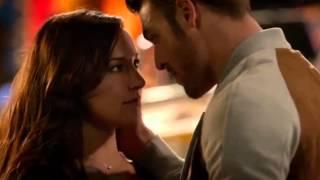 Шаг вперед 3: Энди и Натали - я тебя поцеловала.