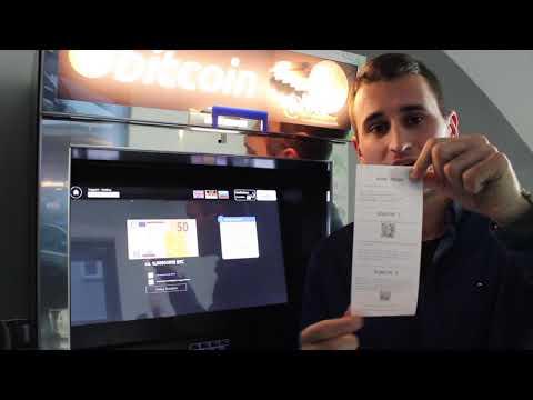 Bitcoin ATM - So Einfach Kannst Du Bitcoins Auszahlen!