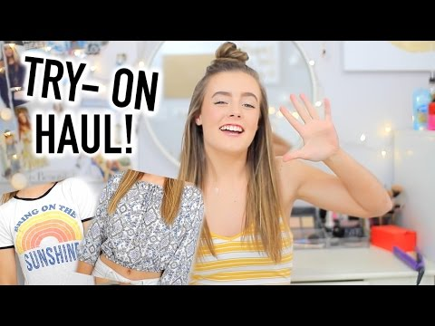 Spring Try-On Clothing Haul | 2020AVE $100 GIVEAWAY!
