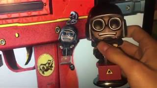 UNBOXING FIGURA DE VINILO THERMITE (Six Collection)