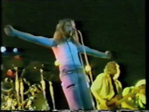 Neon Cross live show Metal Mardi Gras 1987
