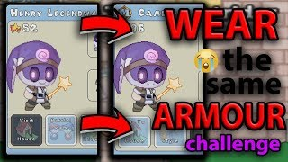Prodigy Math - COPYCAT CHALLENGE!!! [im forced to wear THEIR armour!]
