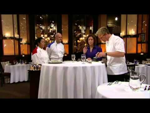 Hell S Kitchen Season Eight Boris Takes Some Cool Advice From Chef Ramsay Hilarious Youtube