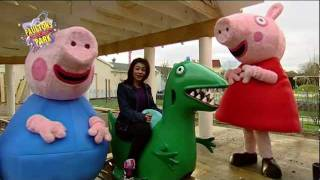 Peppa Pig World Preview Paultons Theme Park