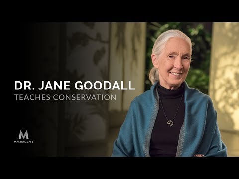 Dr. Jane Goodall Teaches Conservation | Official Trailer #2
