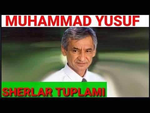 Мухаммад Юсуф шерлари туплами
