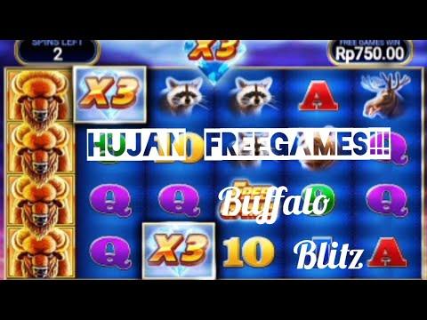 di-hujani-freegames-buffalo-blitz!!!-#slot-#slotonline-#slotjackpots