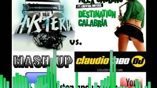 Bingo Players - Rattle vs. Alex Gaudino - Destination Calabria - Claudio Meo DJ Mash Up 2012