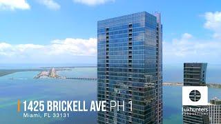 Penthouse Brickell Living | Four Seasons Miami