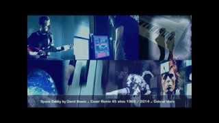 Space Oddity by David Bowie. Gabriel Viero, versión remix cover.