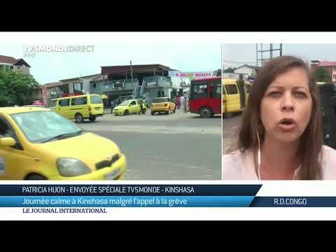 Présidentielle en RDC : Le calme à Kinshasa à deux jours du scrutin
