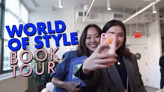 World of Style Book Tour | Thank You SOS Fam | Aimee Song