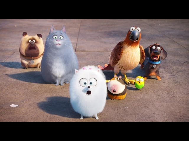 The Secret Life of Pets - Official Trailer #4