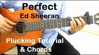 Perfect Guitar Tutorial Plucking Tutorial Chords MP3