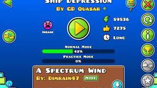 Ship Depression By (GD Quasar) 42% (Again)