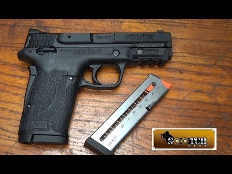 S&W 380 Shield EZ 2 0 Pistol Review