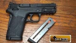 S&W 380 Shield EZ 2.0 Pistol Review