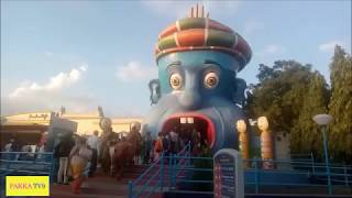 Ramoji Film City Land Rides Area