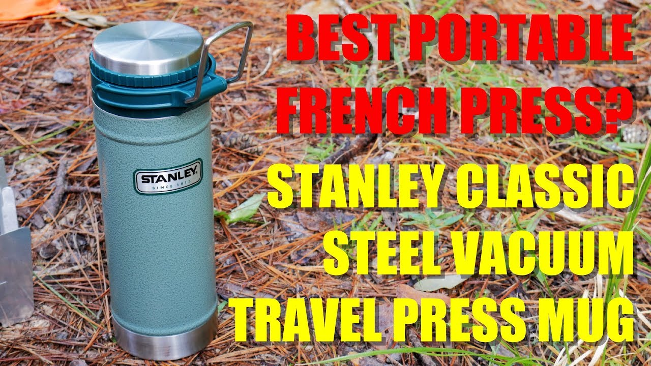 Travel PressOur Contender Press The Newest Stanley Coffee Vacuum Mug Best Camping Classic jqMVpGULSz