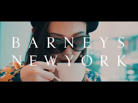 Barneys Newyork GINZA STORE Promotion