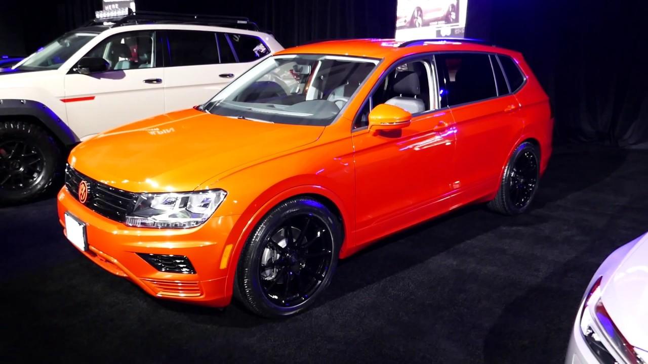 New 2018 Volkswagen Tiguan SUV - Galpin Auto Sports Custom ...