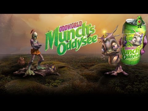Oddworld: Munch's Oddysee (iOS/Android) Gameplay HD