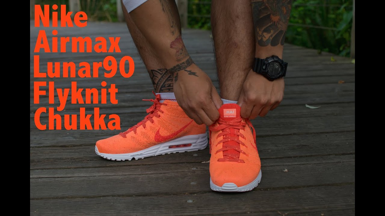 air max 90 flyknit chukka