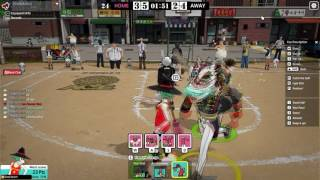 Freestyle 2 Street Basketball: SG goes for 40 points