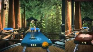 Kinect Adventures: Reflex Ridge
