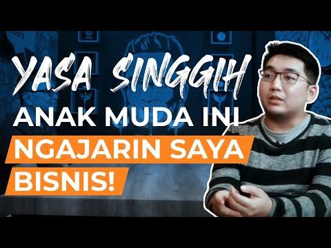 Yasa Singgih, Anak Muda Ini Ngajarin Saya Bisnis!!!