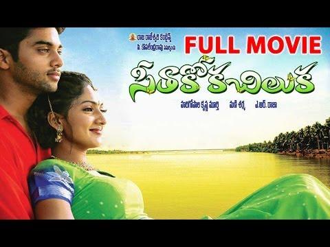 Seethakoka Chiluka Full Movie thumbnail