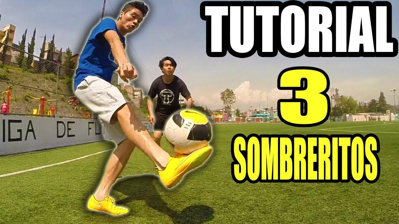 Como Hacer Un Sombrerito A Tu Rival En El Futbol Jugadas Trucos Fintas Futbol Tutoriales Youtube