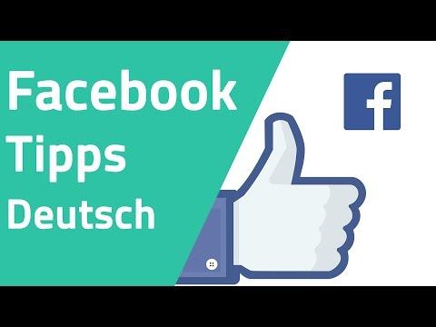 Die 10 besten Facebook Tipps und Tricks