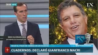 Hugo Alconada Mon: ¿Qué dijo de Franco Macri su hijo Gianfranco?