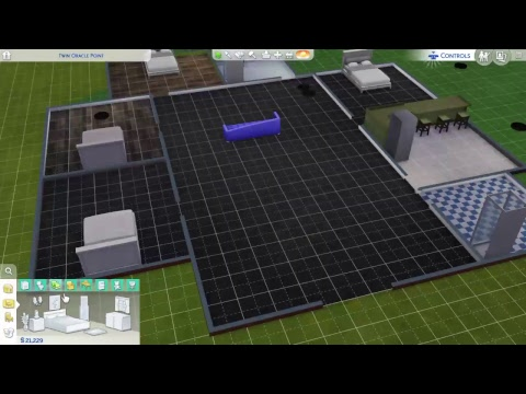 BUILDING A DREAM HOME FOR MY SIMS TO RUIN! SIMS 4 (HaleyBVB)