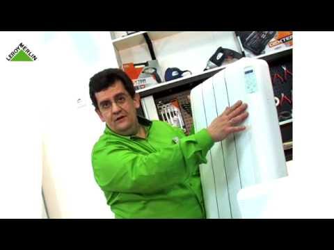 Taller elige el sistema de calefacci n adecuado p for Calefaccion infrarrojos leroy merlin