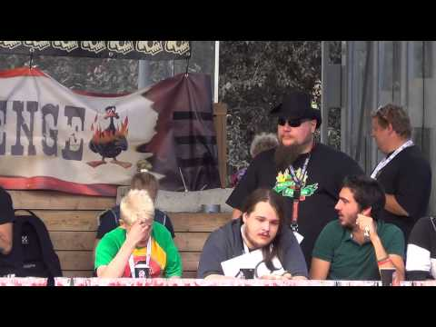 Chilifest 2013: Naga Morich-chili eating World championships